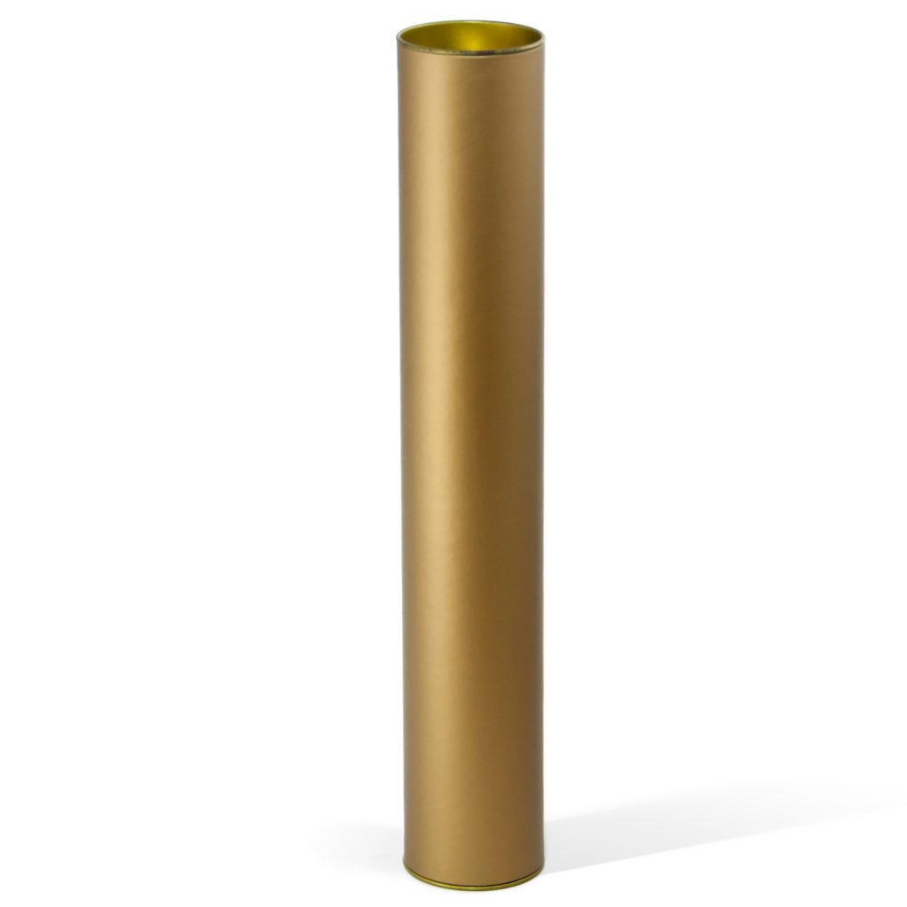 paper indulgence cylinders_a4-gold_01_shadow